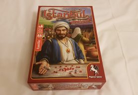 Istanbul: The Dice Game Review - Dice & Rubies
