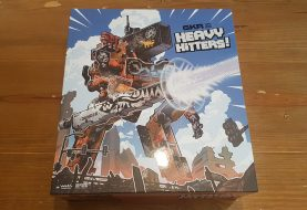 GKR Heavy Hitters Review - Giant Killer Robots Rule!