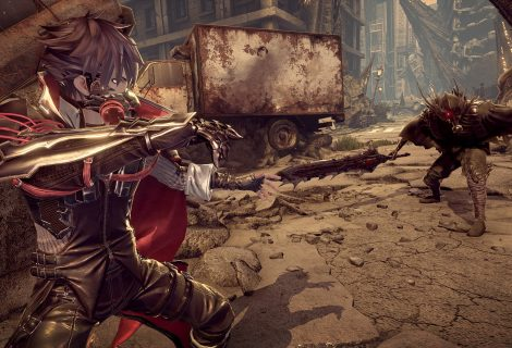 The ESRB Has Now Rated Code Vein Giving Us More Details About The Game