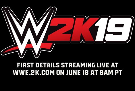 The First Details About WWE 2K19 Will Be Revealed This Monday