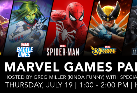 Marvel Games Panel Announced For SDCC 2018