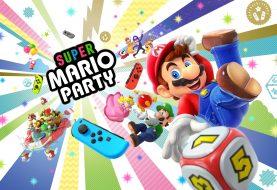 E3 2018: Super Mario Party announced for Switch