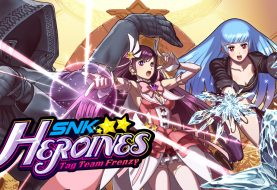 E3 2018: SNK Heroines: Tag Team Frenzy Combines King of Fighters with PlayStation All-Stars Battle Royale