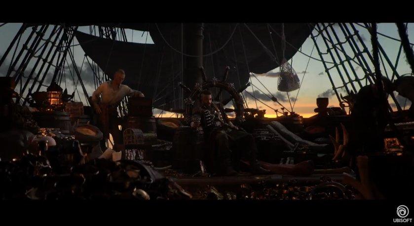 Skull And Bones Video Game 2018 Ubisoft: E3 2018: Ubisoft Reveals More Info About Skull & Bones