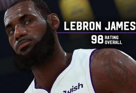 LeBron James NBA 2K19 Player Rating Has Been Revealed