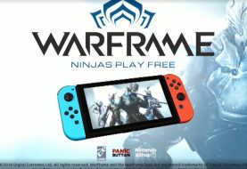 Warframe Is Now Shooting Onto The Nintendo Switch Console