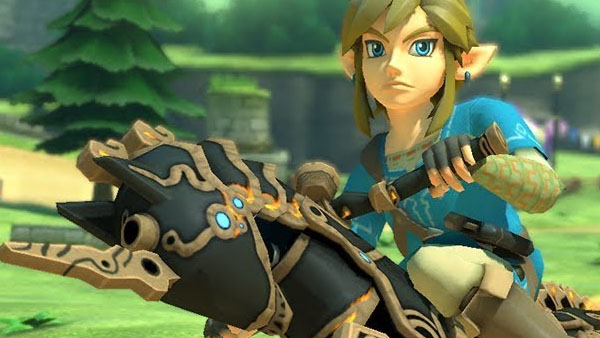 Mario Kart 8 Deluxe version 1.6 update adds Champion's Tunic Link and more