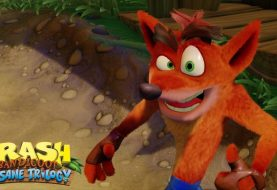 Crash Bandicoot Spins Off Dinosaurs In Jurassic World For UK's Top Spot