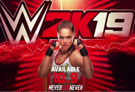2K Games Releases Ronda Rousey Trailer For WWE 2K19