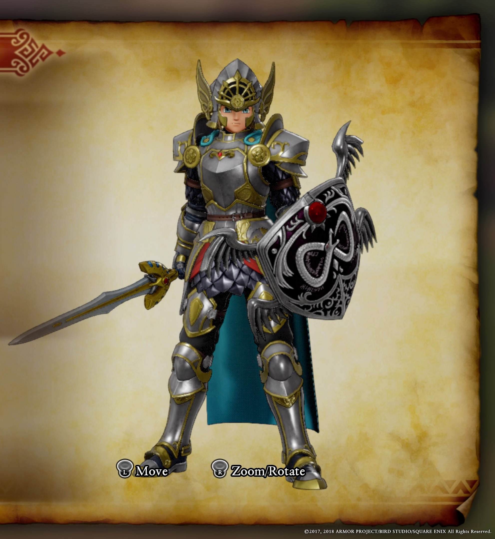 Dragon Quest Xi Costumes Erwin Set Guide Outfits Dedicated