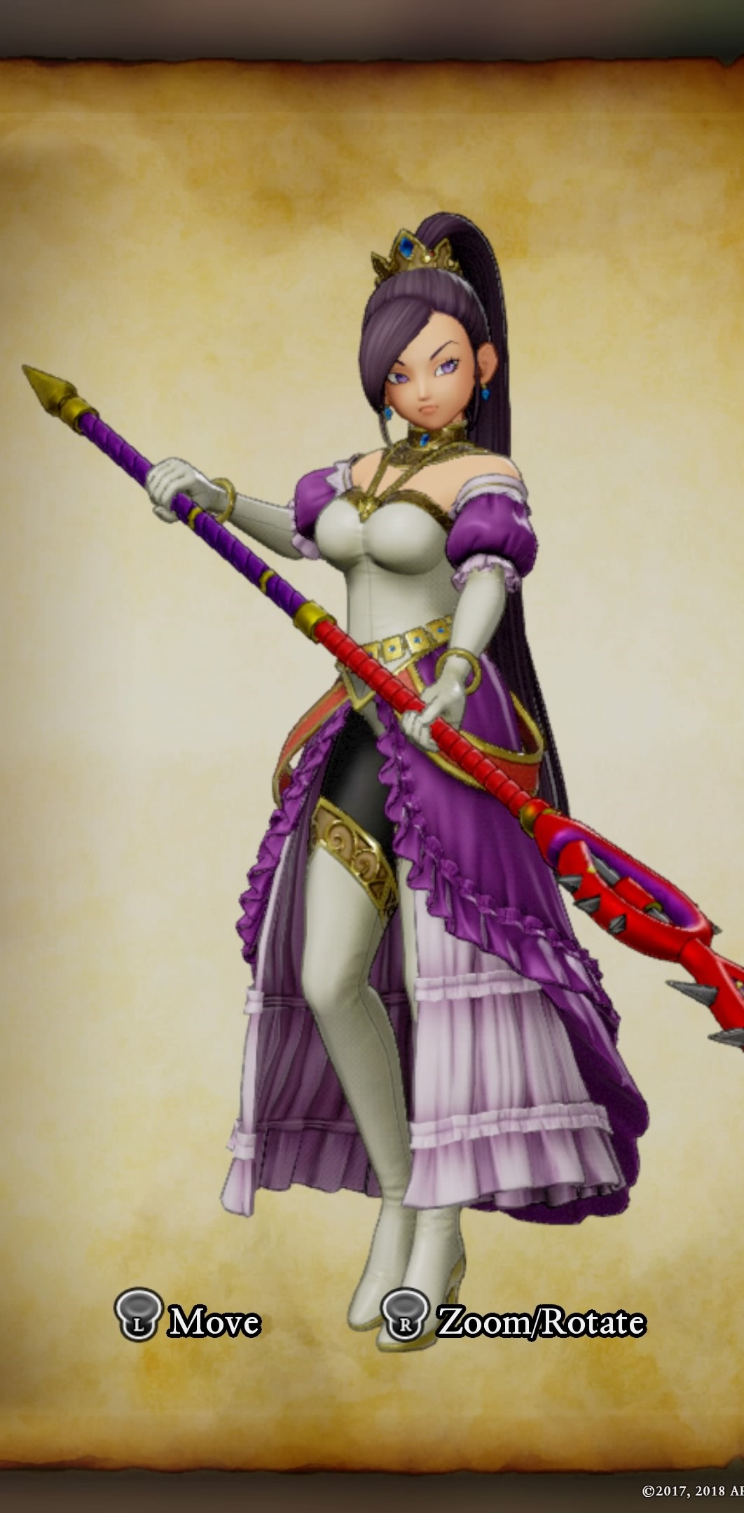 Dragon Quest Xi Costumes Warrior Princess Set Guide Outfits Dedicated