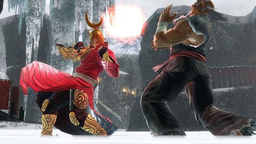 Tekken costume1
