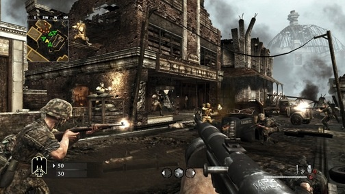 Call of Duty: World At War Map Pack 3 Screens - Just Push Start