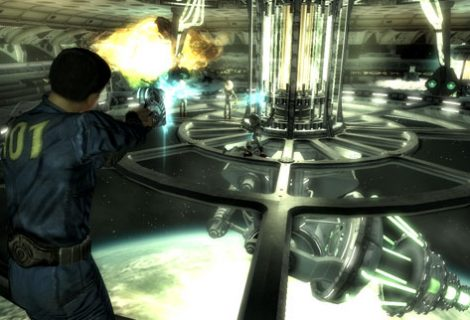 Fallout 3: Mothership Zeta Review