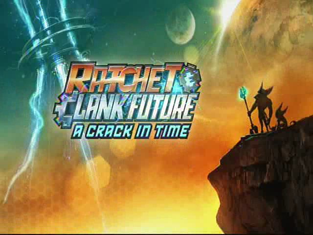 Ratchet Clank Future A Crack In Time Review Just Push Start