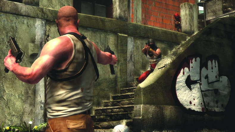 Max Payne 3 Teaser Just Push Start