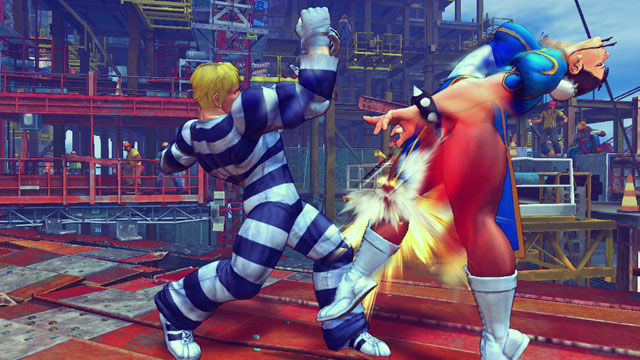 New Super Street Fighter Iv Screenshots Cody Just Push Start