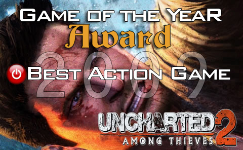 Best Action Game of 2009: Uncharted 2: Among Thieves