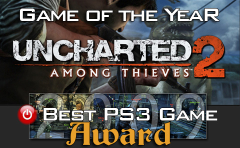 Best PlayStation 3 Exclusive of 2009: Uncharted 2: Among Thieves
