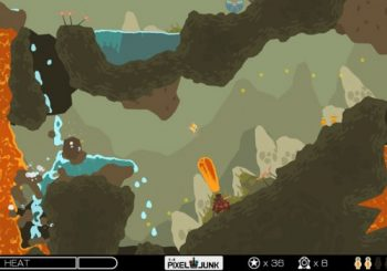 PixelJunk Shooter Review