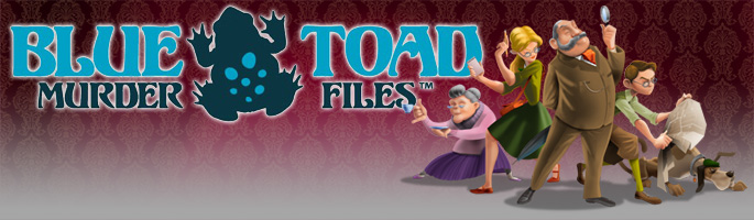 Blue Toad Murder Files Episodes 1 & 2 Review