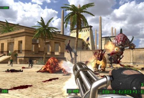 Serious Sam HD: First Encounter Review