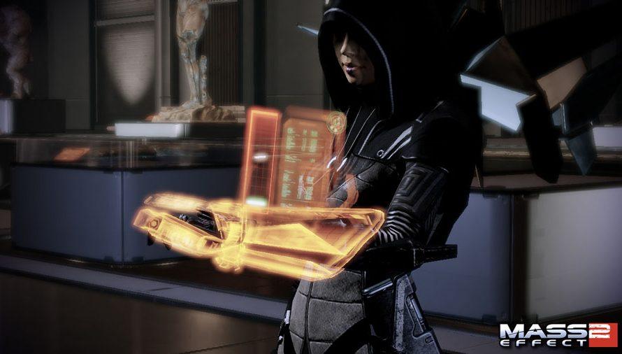 Mass Effect 2 Kasumi- Stolen Memory DLC Review