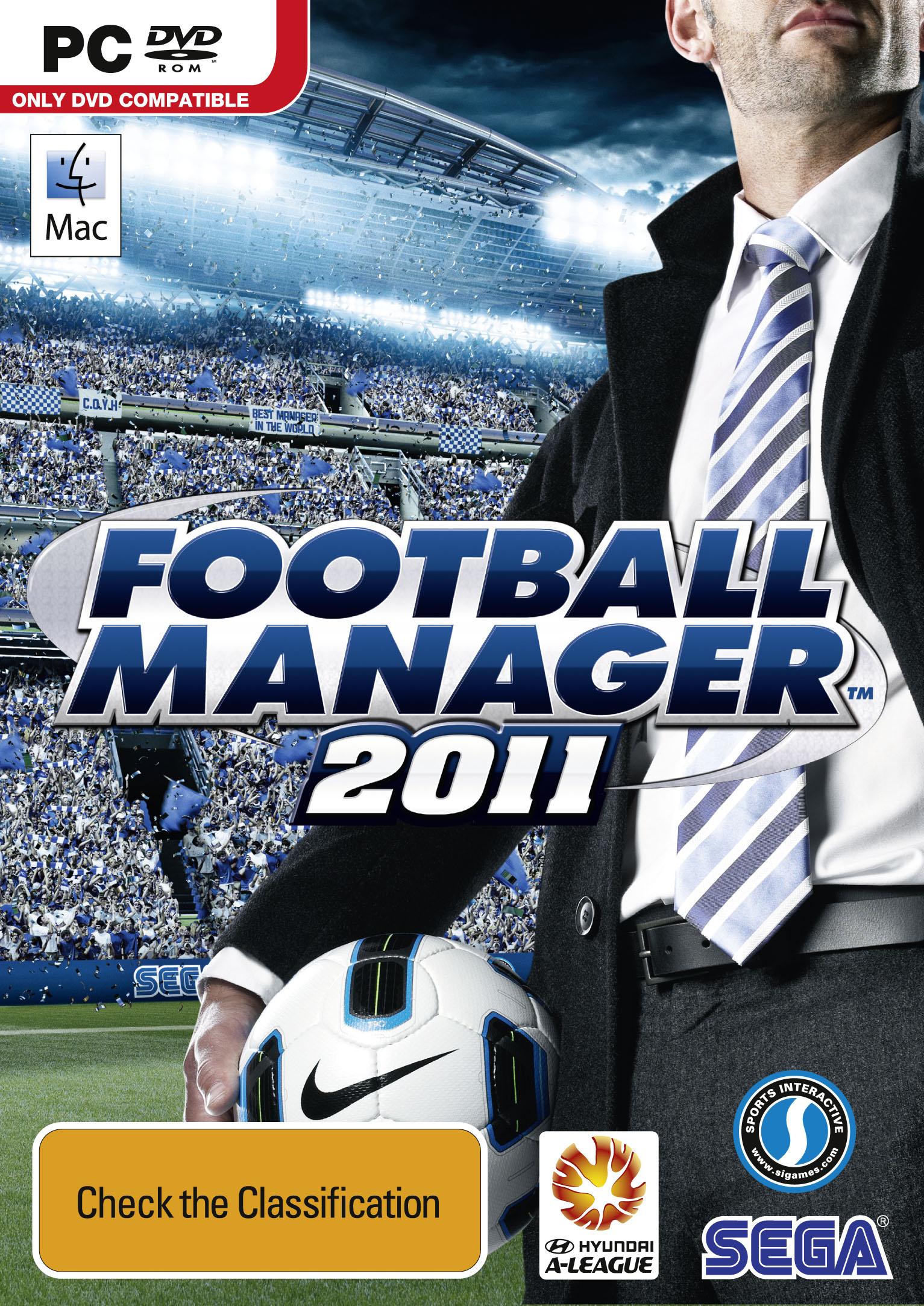 Sega Football Manager