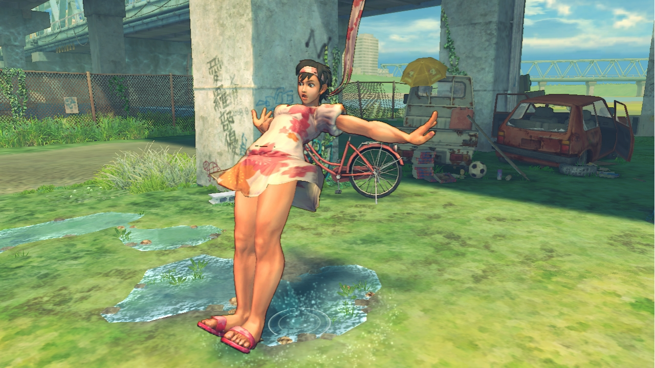 Capcom Shows Off Some New Costumes For Super Street Fighter Iv