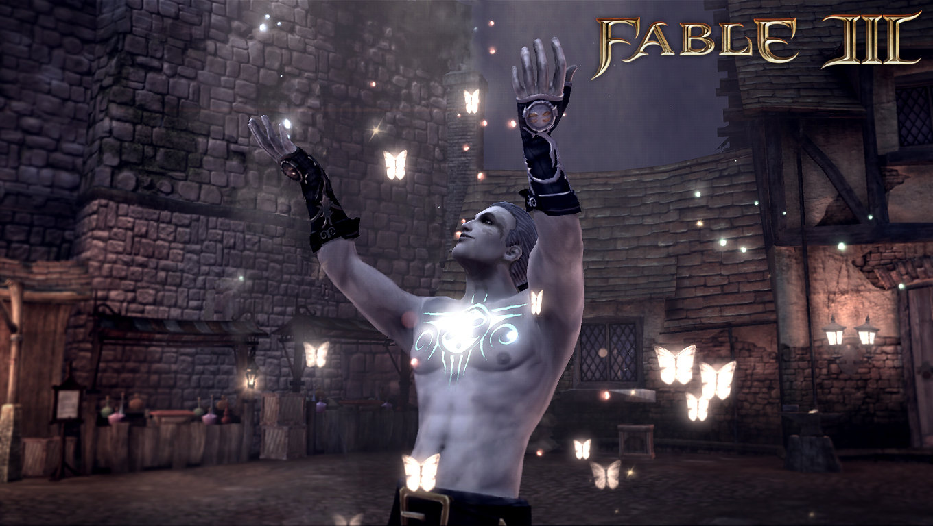 Fable III Review - Just Push Start