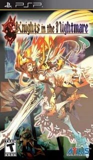 Knights in the Nightmare PSP Review