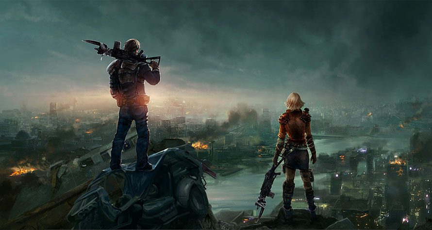 Dead Nation Review