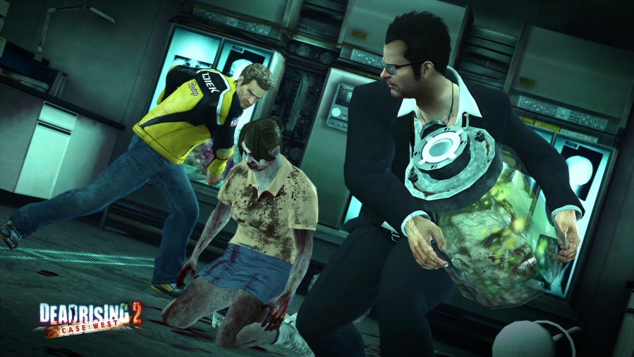 Dead Rising 2 Case West Review Just Push Start