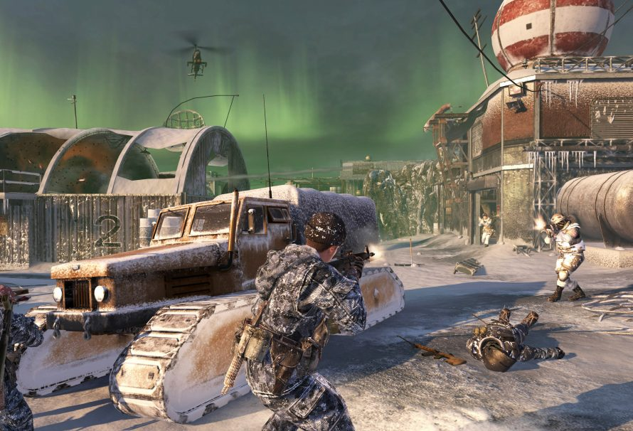 Teenage Boy Assaulted Over Black Ops Taunts
