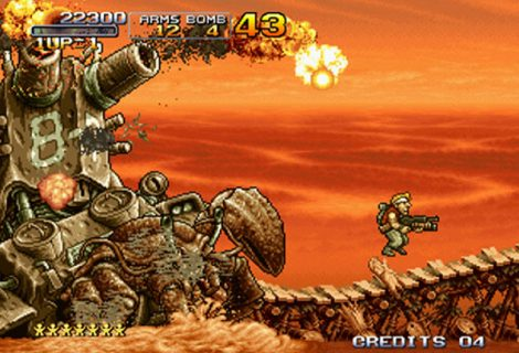 Metal Slug (Neo Geo Collection) Review
