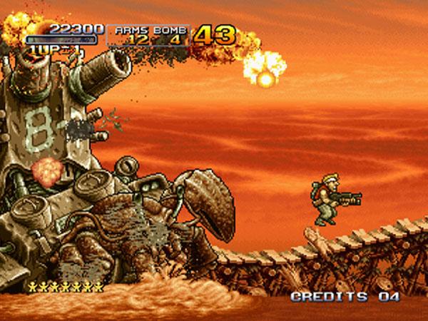 Metal Slug (Neo Geo Collection) Review