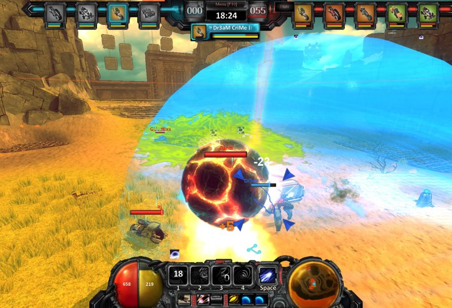 Crasher (PC) Review