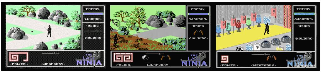 C64 Screenshots