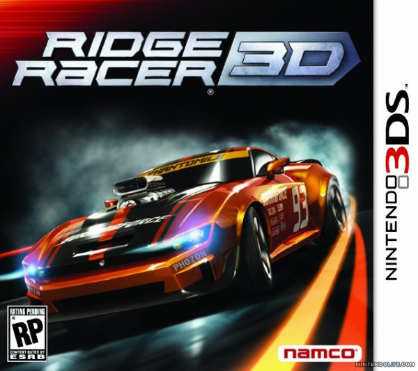 Ridge Racer 3D Review