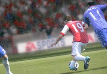"FIFA Vita ""PS3 experience in the palm of your hands"" says EA"