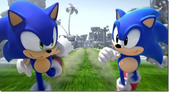 Sonic Generations trailer brings on the baddies