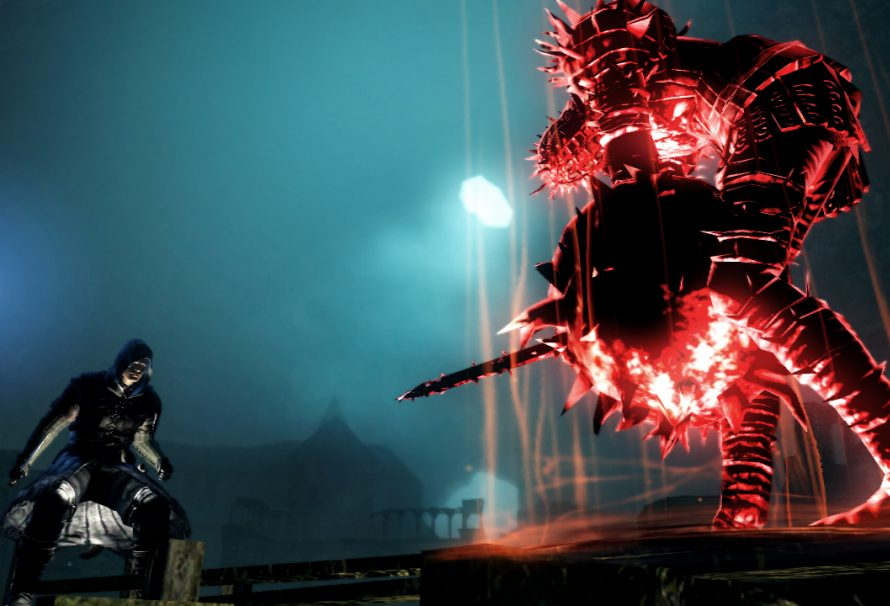 Dark Souls is coming to Xbox One