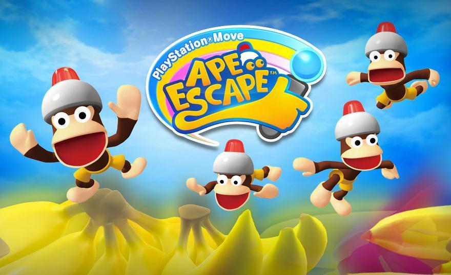 PlayStation Move Ape Escape Review