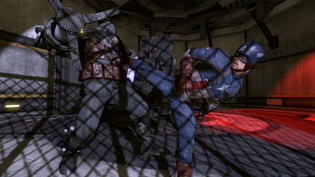 captain america super soldier game