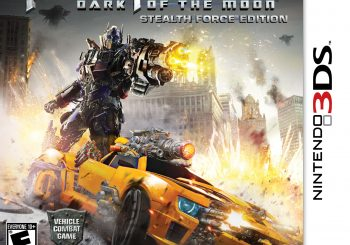 Transformers: Dark of the Moon 3DS Review