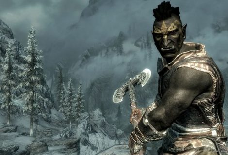 Skyrim's New Character Screenshots, Meet more of the Dark Elfs