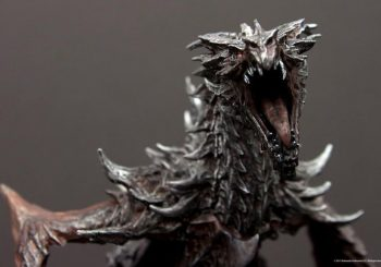 Skyrim: Get Up Close with the Collector's Edition Dragon