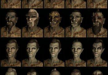 Skyrim Character Preset Screenshots