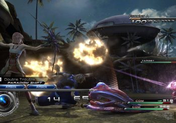 New Final Fantasy XIII-2 Screenshots Unveiled