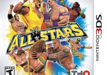 THQ Announces WWE All Stars Heading to 3DS